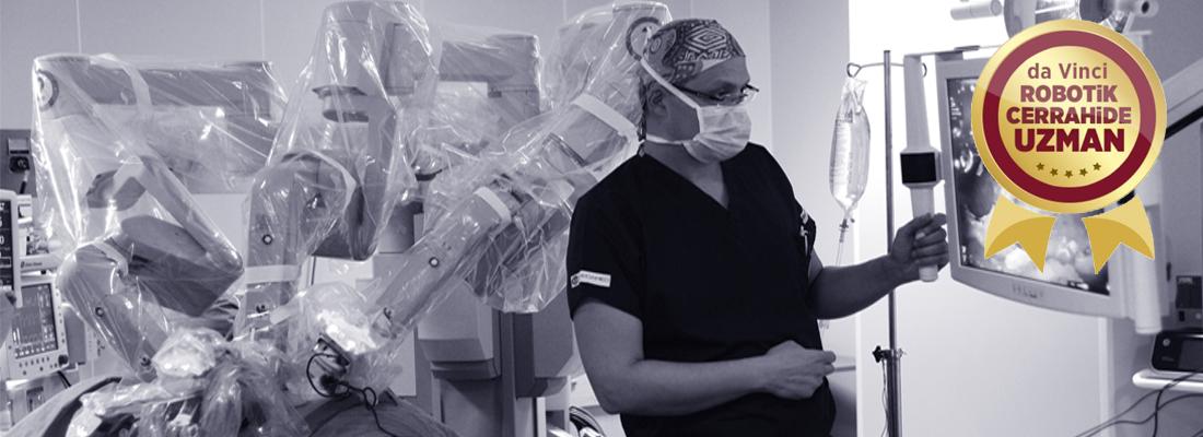 Robotik Cerrahi ameliyatınızı kolaylaştırır