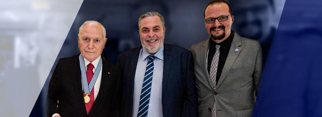 Prof. Dr. Özer Makay'a Komşu'dan Onur Nişanı